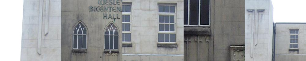 Old Centennial Hall Pitt Street