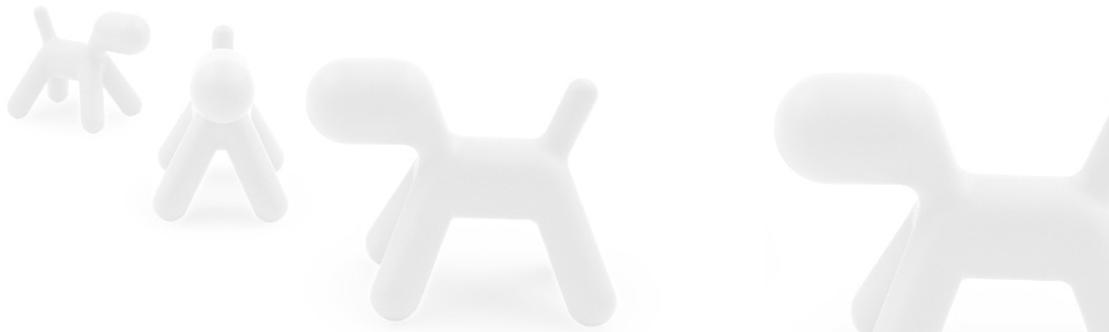 Bow wow magis puppy by accident or design design blog - Puppy eero aarnio ...