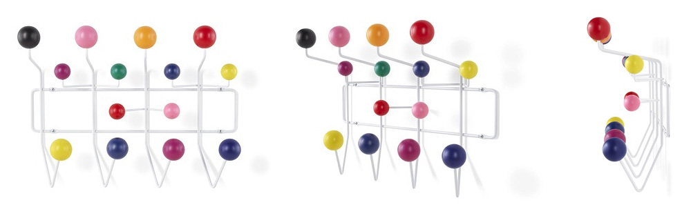 charles and ray eames charles eames hang it all coat rack