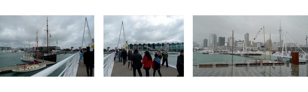Te Wero Bridge Auckland Architecture