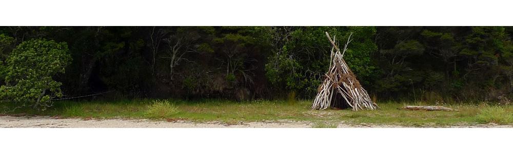 Flaxmill Bay Coromandel New Zealand NZ sculpture