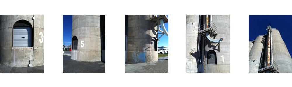 Wynyard Quarter Silo Park Auckland New Zealand architecture NZ
