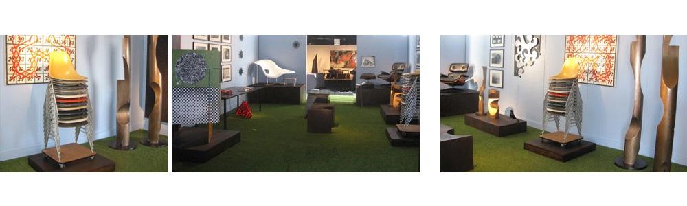 LA Modernism Show Eames Office