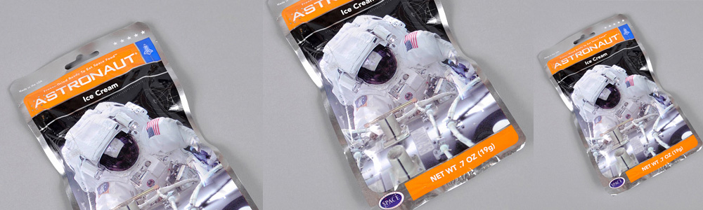 NASA Space food American design product