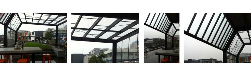 City Works Depot awning Deus Ex Machina Auckland architecture