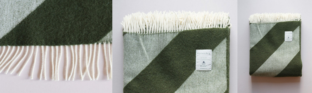 Everyday needs NZ designer and stylist Katie Lockhart wool blanket