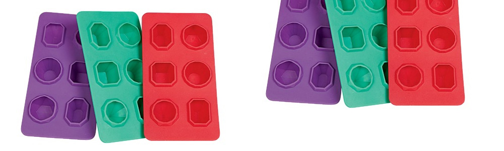 We Love Entertaining The Warehouse ice cube tray