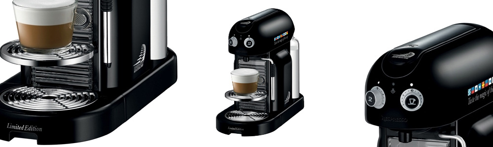 Americas cup Nz New Zealand Nespresso coffee machine