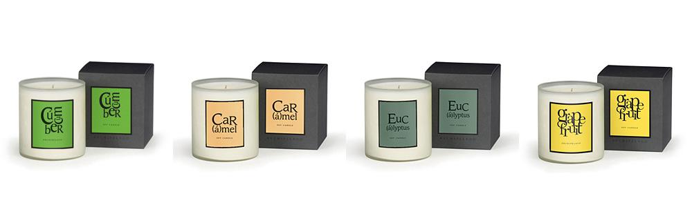 Archipelago candle grapefruit scent