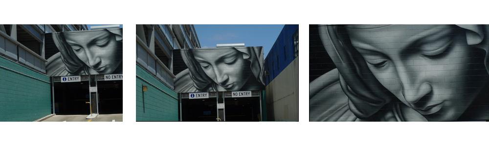 Tauranga mural Owen Dippie nz art artist