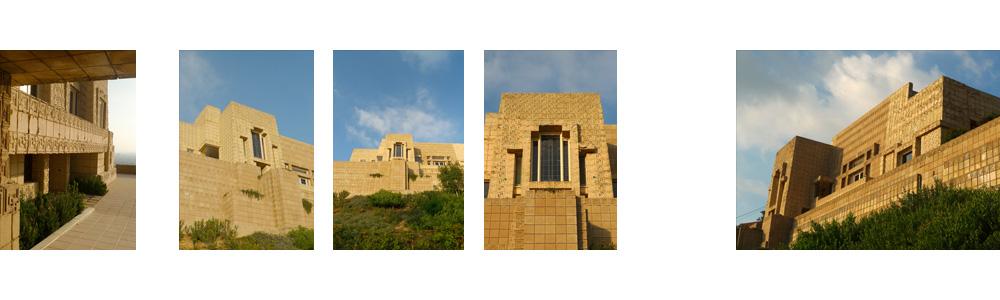 Ennis House Frank Lloyd Wright Los Angeles