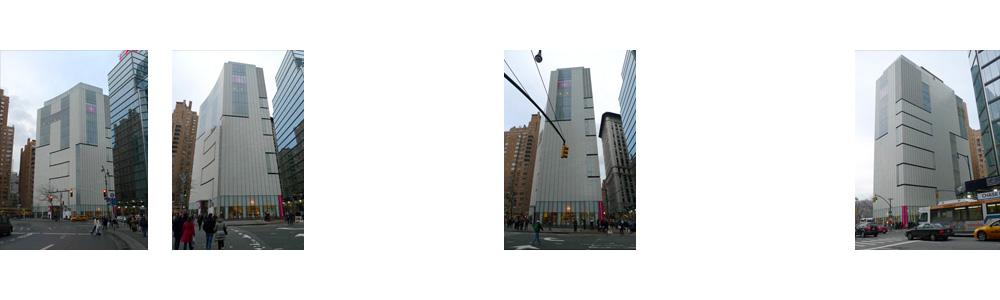 Museum of Arts and Design Columbus Circle New York