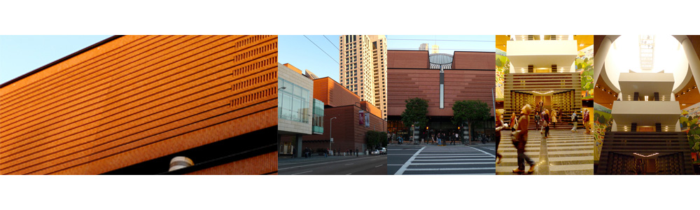 Mario Botta MOMA Museum of Modern Art San Francisco