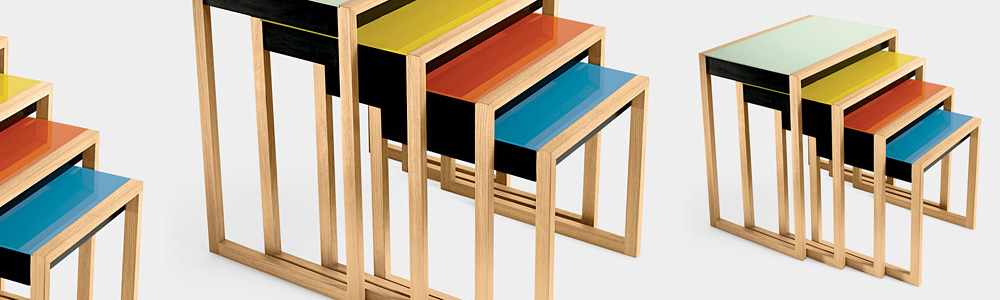 Nesting Tables Vitra By Accident Or Design Blog